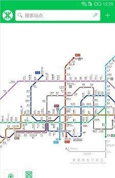 深圳地铁图2