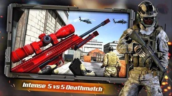 Final War Duty图3