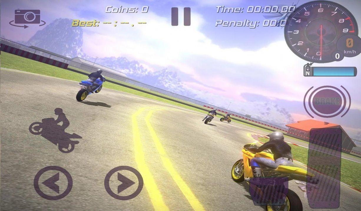 极限摩托车特技赛图1