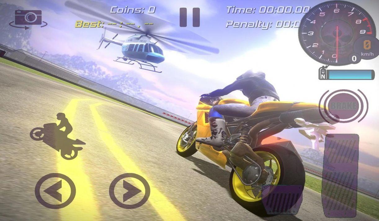 极限摩托车特技赛图2