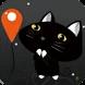黑猫精准定位