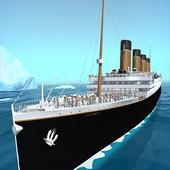 泰坦尼克号航行