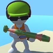橡皮人火箭筒