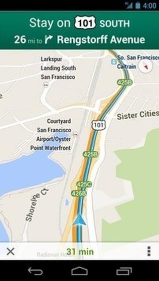 谷歌地图图3