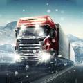 冬季卡车驾驶员模拟器图3