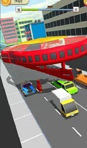 Futuristic Bus图1