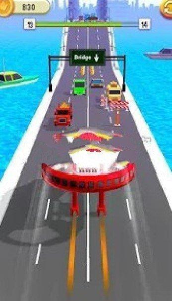 Futuristic Bus图2