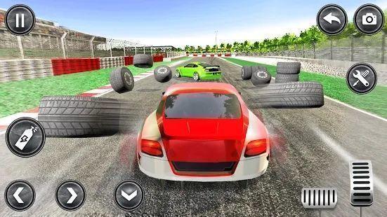垂直坡道赛车图1