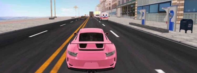 城市汽车模拟驾驶游戏大全