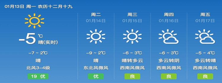 简洁无广告的天气app