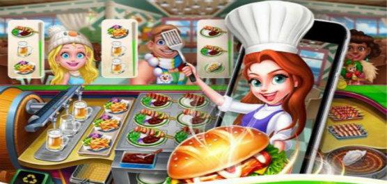 模拟美食餐厅经营游戏推荐