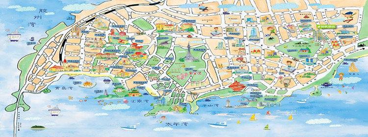 可以规划旅游线路的地图软件