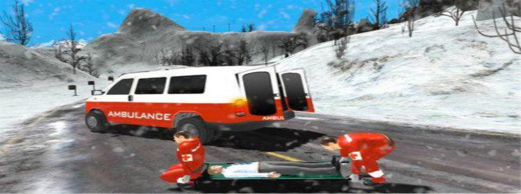 好玩的救护车驾驶游戏合集