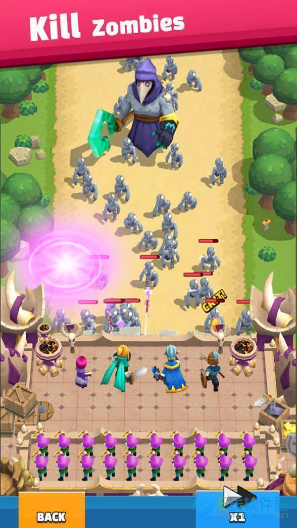 狂野城堡图2