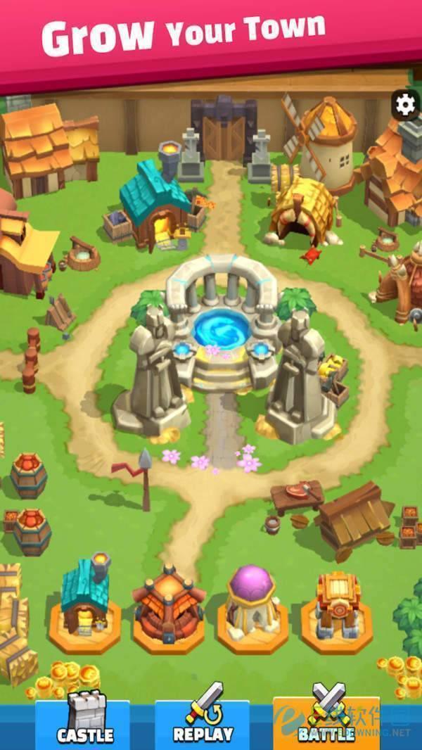 狂野城堡图1