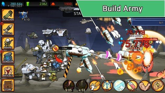 导弹RPG破解版图2