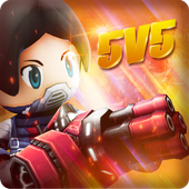 Moba英雄5v5
