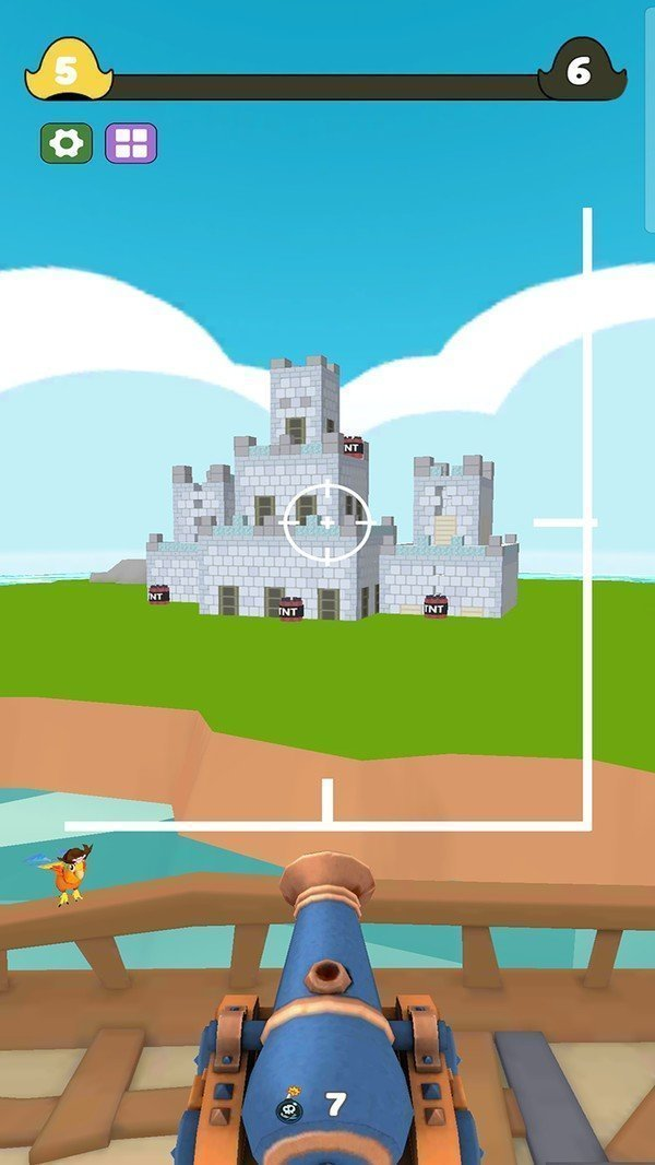 炮轰城堡2020图1