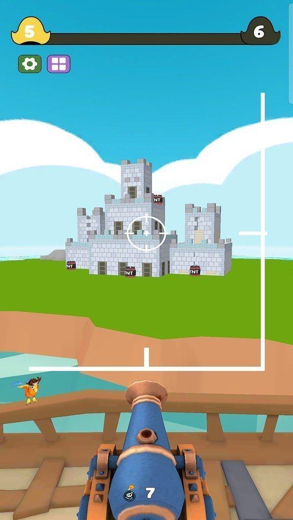 炮轰城堡2020图2