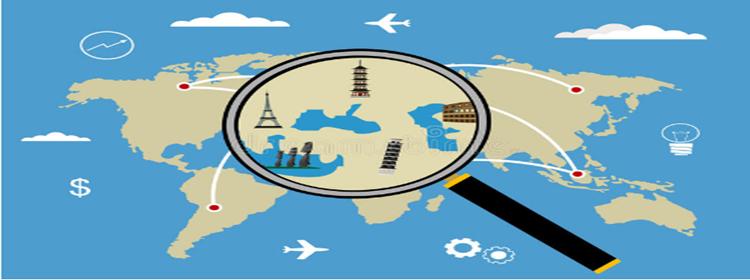 国外旅游地图app