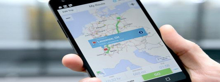 最精准的地图导航软件