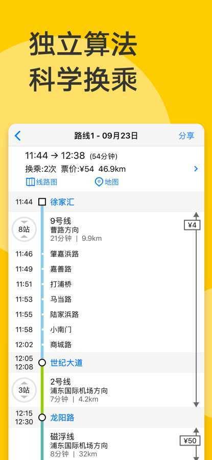 南京地铁通图2