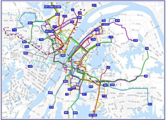 各地公交查询的软件合集