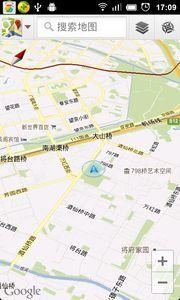 谷歌卫星地图图2