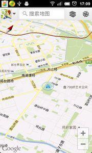 谷歌卫星地图app图1