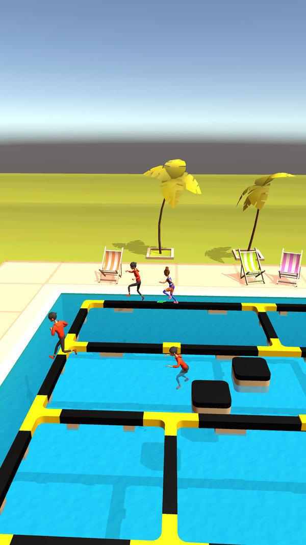 泳池大碰撞图2