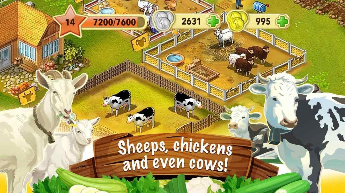 珍妮的农场图1