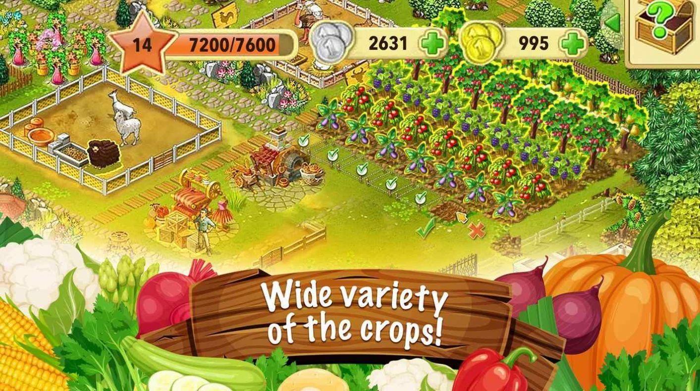 珍妮的农场图2