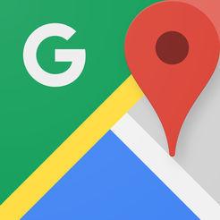 中文版谷歌地图