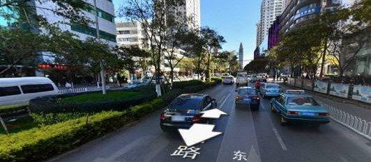 能够看到各城市街道的导航app