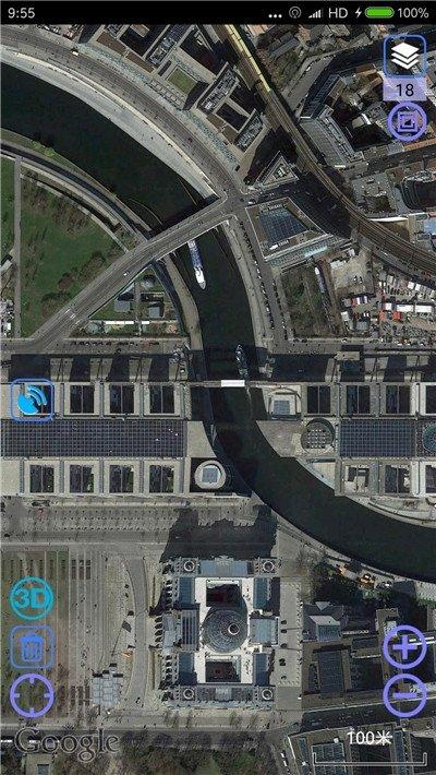 谷歌卫星地图2020版图2