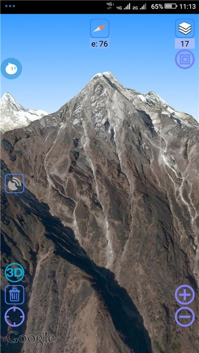 谷歌卫星地图2020版图3