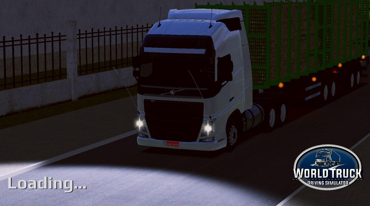 世界卡车模拟全车解锁破解版图3