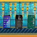智能手机制造厂
