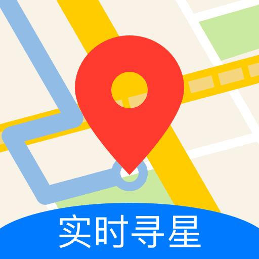 北斗高清平面卫星地图
