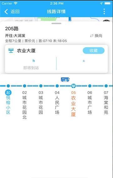 荣昌公交图2