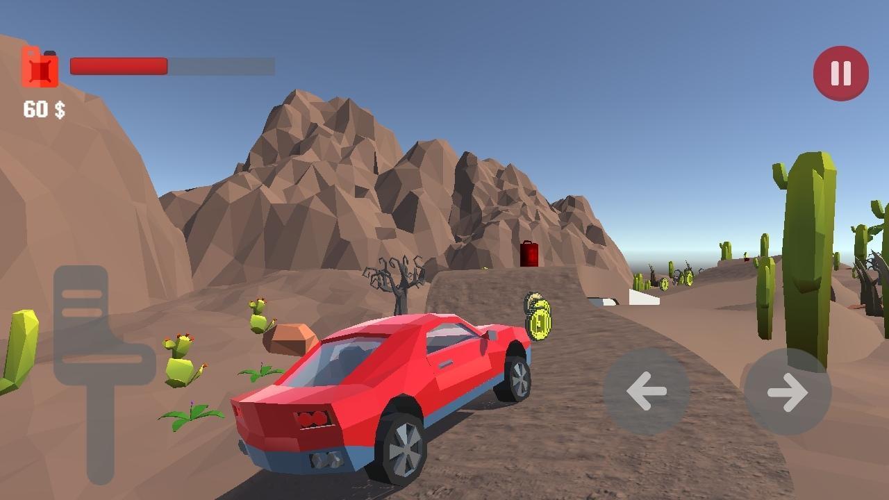大山攀登3D图2