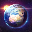 卫星看世界