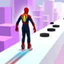 蜘蛛侠的滑板鞋