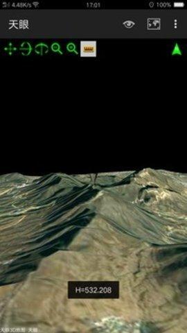 天眼31卫星地图图1