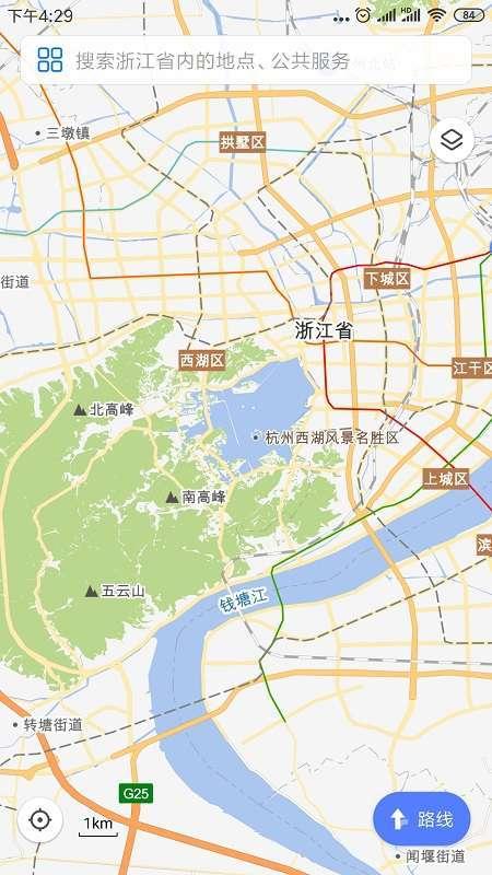 云南瑞丽地图图3