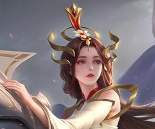 王者荣耀女性英雄正能量高清图