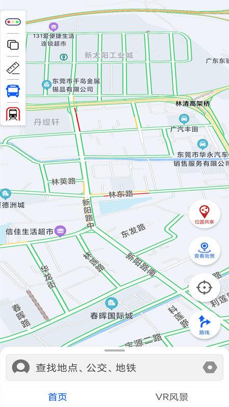 3D卫星地图图1